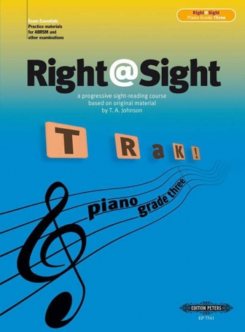 Right@sight: Grade 3 (Right At Sight): Piano