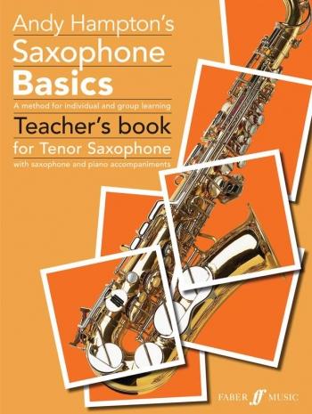 Saxophone Basics: Teachers: Piano Accompaniment