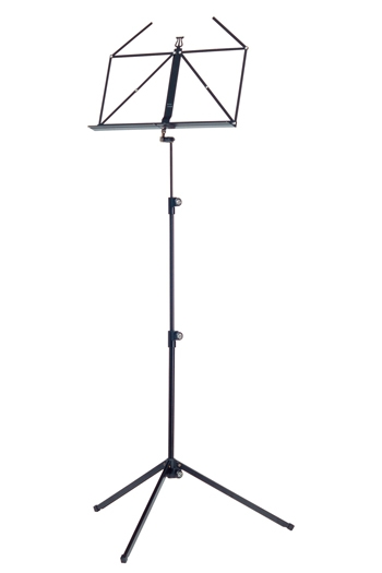 K&M 100 3-Part Music Stand - Various Colours