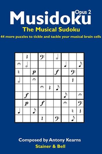 Musidoku Opus 2: The Musical Sudoku