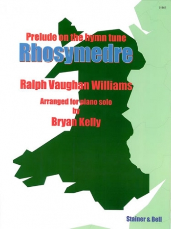 Prelude On The Hymn Tune Rhosymedre: Piano Solo