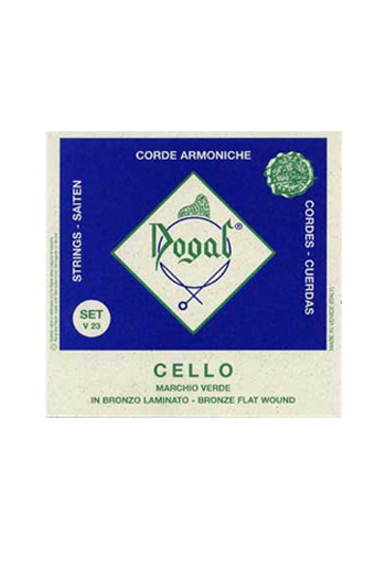 Dogal Green Label Cello String Set