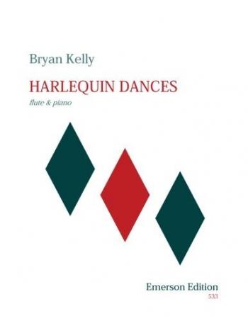 Harlequin Dances Flute  (Emerson)