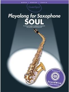 Guest Spot: Soul: Alto Sax Book & Download