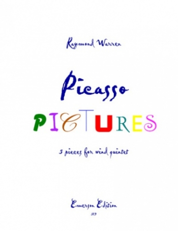 Picasso  Pictures: 5 Pieces For Wind Quintet