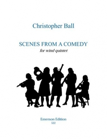 Ball: Scenes From A Comedy : Wind Quintet: Score and Parts