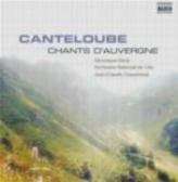 Canteloube: Chants D,Auvergne: Cd Only (Karl Jenkins)