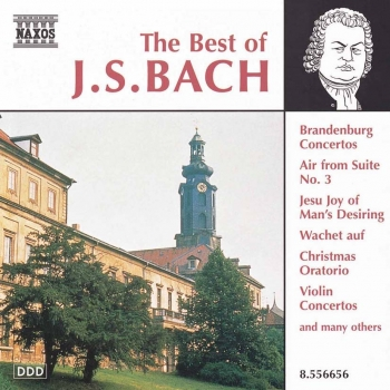 The Best Of Bach: Cd Only