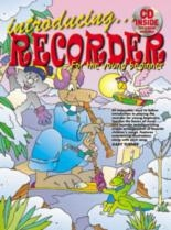 Introducing Recorder For The Young Beginner: Descant Recorder