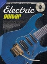 Progressive Electric Guitar: Book & CD  (Gelling)