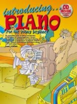 Progressive Introducing Piano For The Young Beginner: Book & CD (Turner)