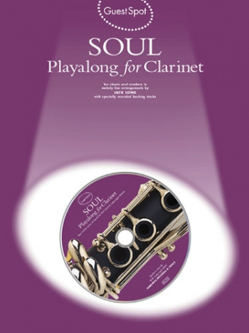 Guest Spot: Soul: Clarinet: Book & CD