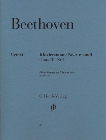 Piano Sonata C Minor Op.10/1: Piano (Henle)