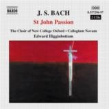 St John Passion:  Cd Only: Recording