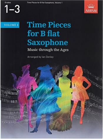 Time Pieces For Tenor Saxophone Vol.1: Sax & Piano (ABRSM)