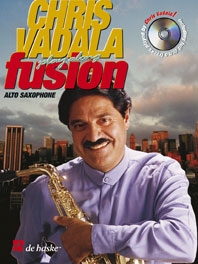 Chris Vadala Play Along Fusion: Alto Sax