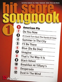 Hit Score Songbook: 1: Pvg