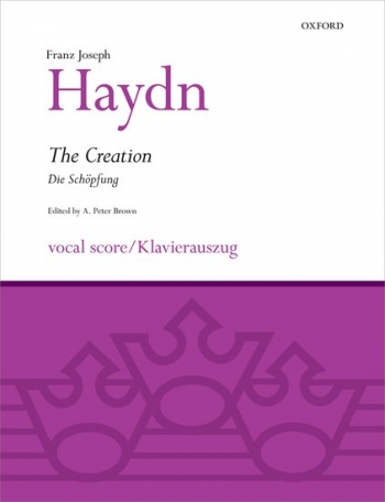 Creation The: Vocal Score  (Oxford University Press)