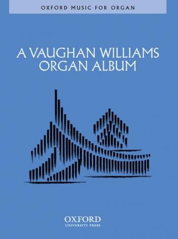 Vaughan Williams Organ Album