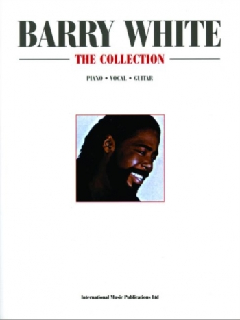 Barry White: The Collection: Piano Vocal Guitar