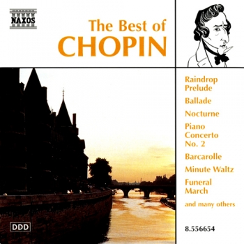 The Best Of Chopin: Naxos CD Recording