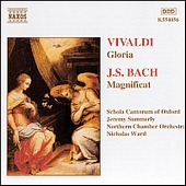 Gloria And Bach Magnificat:  Cd Only