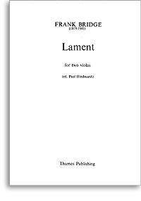 Lament: Viola and Piano