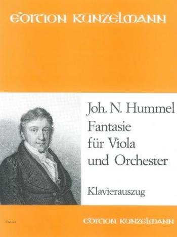Fantasy: Viola And Orchestra (Piano)