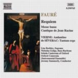 Requiem And Others:  Cd Only