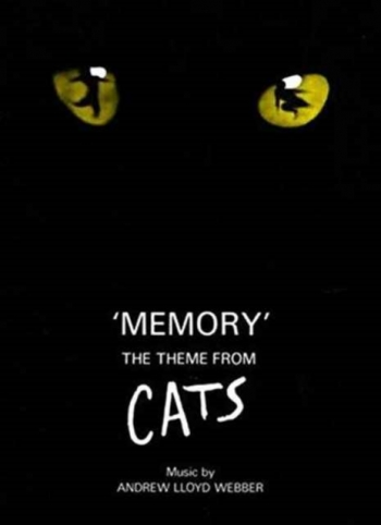 Memory From Cats: Voice and Piano: Single