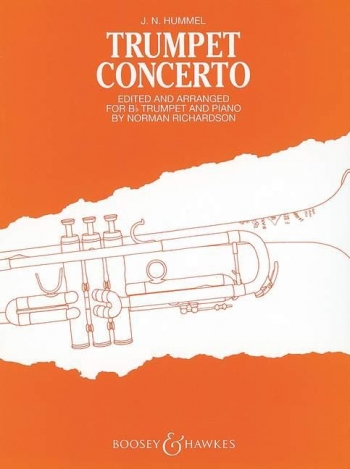 Trumpet Concerto: Trumpet And Piano (Boosey & Hawkes)