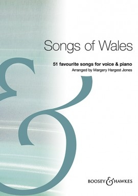 Songs Of Wales: Vocal & Piano