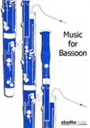 Catchy Tunes For Oons: Book 1: Bassoon & Piano (Cowles)