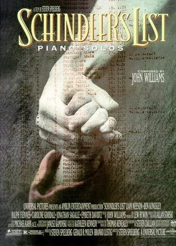Schindlers List: Piano Solo: Album