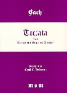 Toccata: Easy Piano