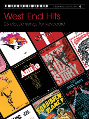 Easy Keyboard Library: West End Hits