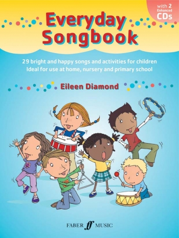 Everyday Songbook: Vocal: Book And Cd
