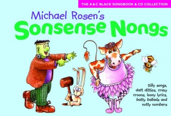 Sonsense Nongs: Vocal Book & CD  (A & C Black)