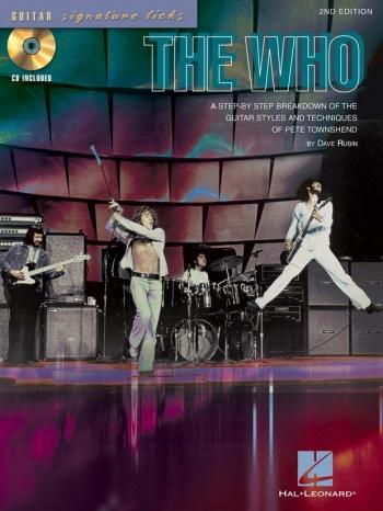 Signature Licks: The Who: Guitar