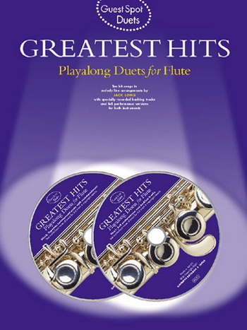 Guest Spot: Greatest Hits Duets: Flutes: Book & CD