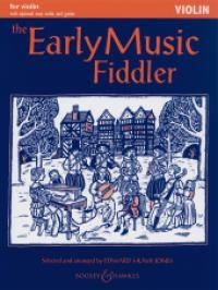 Early Music Fiddler: Violin: Part Only