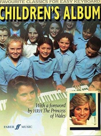 Childrens Album: Easy Piano