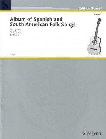 Album Of Spanish and South American Folksongs: Guitar: Duet