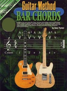 Progressive Guitar Method Bar Chords: Book And Cd DVD