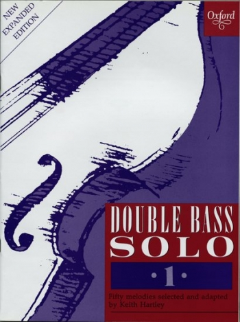 Double Bass Solo: Book 1
