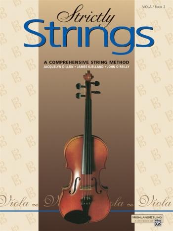 Strictly Strings Book 2: Viola