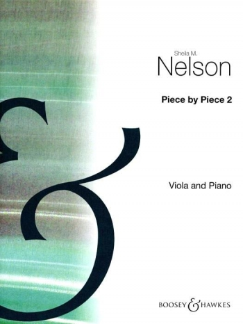 Piece By Piece: Book 2: Viola