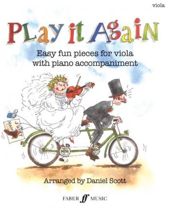 Play It Again: Viola & Piano