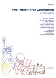 Folkmusic For Accordion Vol1