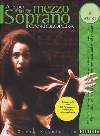 Cantolopera: Arias For Mezzo Soprano Vol 1: Vocal